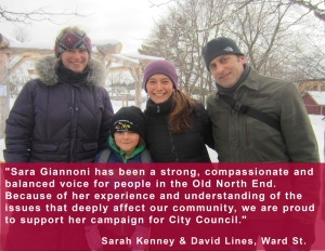 sarah kenney david lines endorsement sm